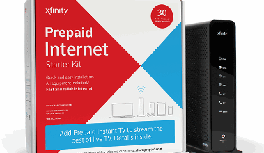 Xfinity internet for students