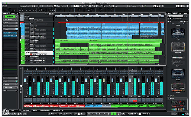 Cubase for student
