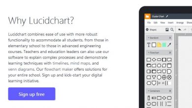 Lucidchart for students