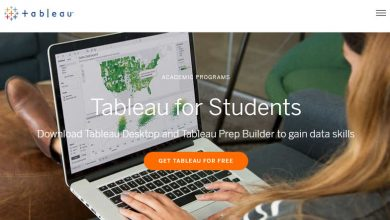 Tableau for students