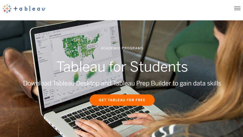 Tableau student license