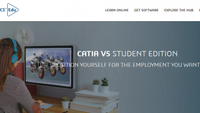 CATIA student version