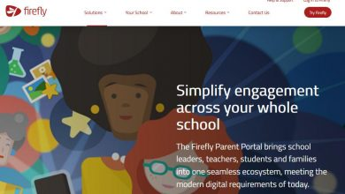 Firefly for students: Homepage
