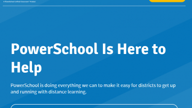 Schoology for students: Homepage