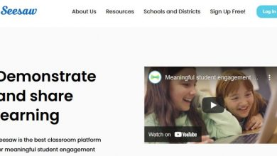 Seesaw for students
