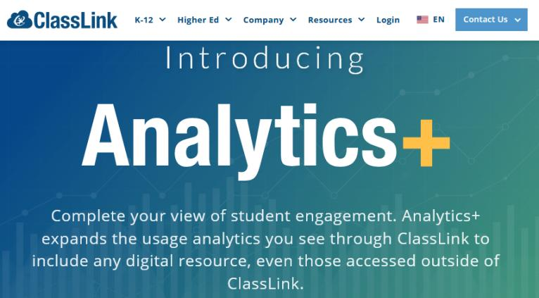 ClassLink for students: Homepage