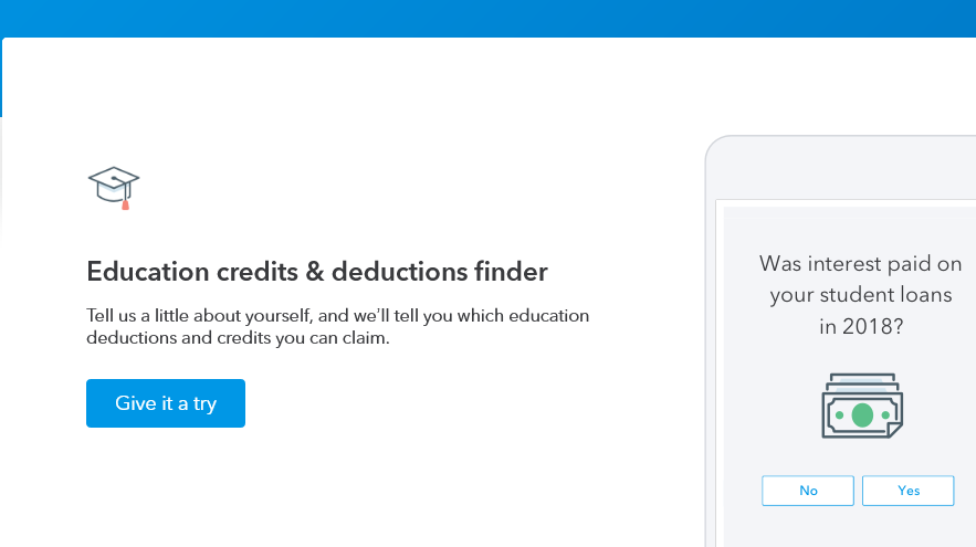 TurboTax for students