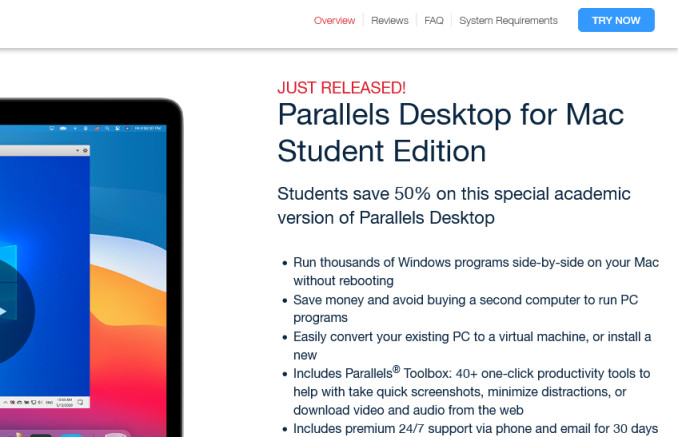Parallels for students